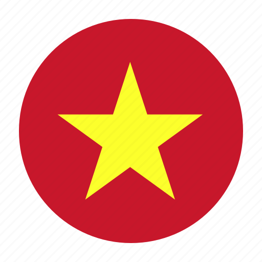 asia, asian, country, flag, vietnam, vietnamese, vnm icon
