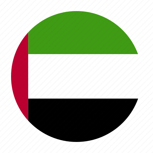 arab, are, country, east, emirates, flag, united icon
