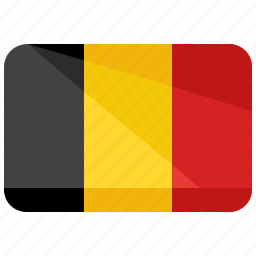 belgium, country, europe, flag, location, map, world icon