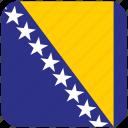 bosnia, flag