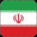 flag, iran icon