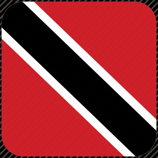 flag, trinidad icon