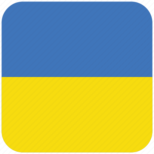 flag, ukraine icon