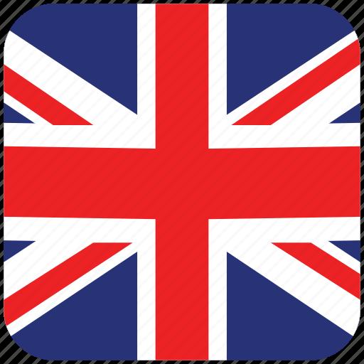 flag, united kingdom icon