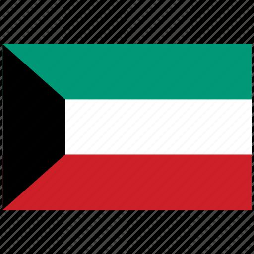 flag of gaza, gaza, gaza's flag, gaza's square flag icon