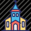 building, christianity building, christianity house, church, church architecture icon