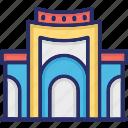 florida landmark, florida monument, orlando park, universal orlando, universal studio architecture icon