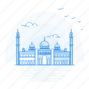 architecture, landmark, monument, mosque, sheikh, zahid icon