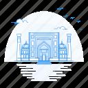 architecture, dar, landmark, madrasah, monument, sher