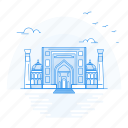 architecture, dar, landmark, madrasah, monument, sher icon