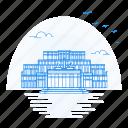 academic, architecture, big, landmark, monument, national, opera