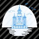 architecture, landmark, monument, orthodax, timisoara icon