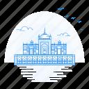 architecture, humayuns, landmark, monument, tomb icon