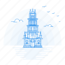 architecture, bavos, landmark, monument, st icon
