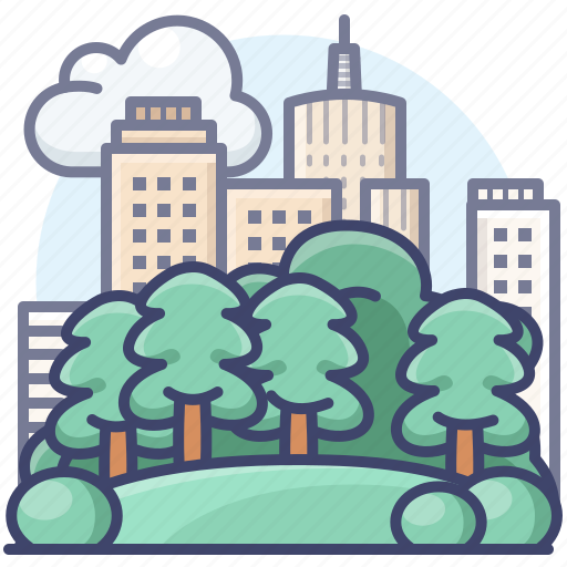 Central, new, park, york icon - Download on Iconfinder