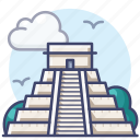 chichen, itza, mayan, pyramids