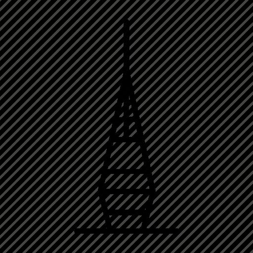 bratislava, kamzik, republic, slovak, slovakia, tower, tv icon