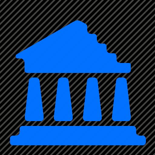 acropolis, athens, greece, landmark icon