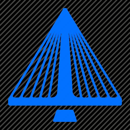 bridge, france, millau, monument icon