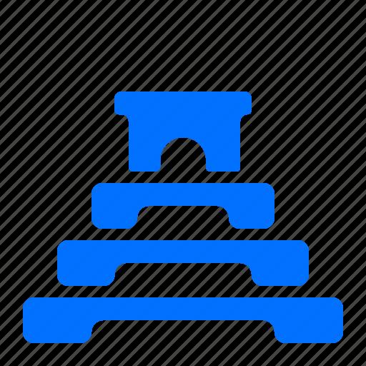Chichen, itza, landmark, monument icon - Download on Iconfinder