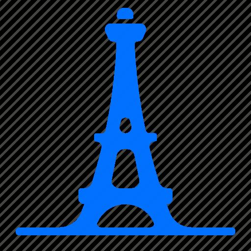 Eiffel, landmark, monument, tower icon - Download on Iconfinder