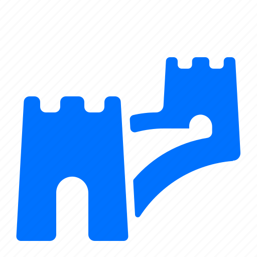 Great, landmark, monument, wall icon - Download on Iconfinder
