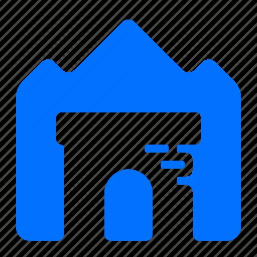 Jordan, landmark, monument, petra icon - Download on Iconfinder