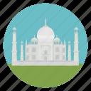 india, taj mahal, world monuments, agra, monument, landmark