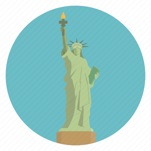 liberty, monument, new york, nyc, statue of liberty, usa, world monuments icon