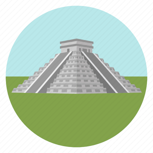 Teotihuacan World Map.Archaeological Archeology Mesoamerican Mexico Monument Pyramid