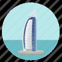 borj el arab, borj el khalifa, burj el khalifa, dubai, emirates, monument, uae icon