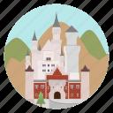 schwanstein, castle, germany, world monuments, schloss schwanstein, monument