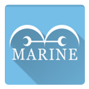 marine, one piece icon