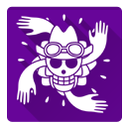 one piece, robin icon