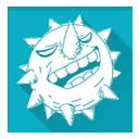 eater, soul, soul eater, sun icon