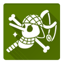 one piece, ussop icon