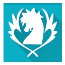 blue pegasus, fairy tail icon