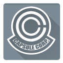 capsule, capsule corporation, corporation, dragon ball icon