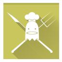 chef pirates, one piece icon
