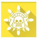 golden, golden lion, lion, one piece icon