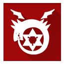 fullmetal alchemist, homonclus icon