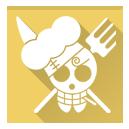 one piece, sanji icon