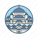 asian, famous building, islamic, istanbul, landmark, mosque, turkey icon
