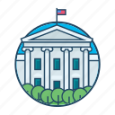american, famous building, government, landmark, president, washington dc, white house