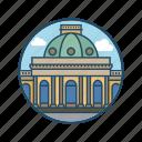 berlin, famous building, germany, landmark, monument, sanssouci palace, vacation