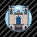 chapel, church, denver, famous building, landmark, monument, religious icon