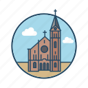 church, colorado, denver church, famous building, landmark, monument, religious icon