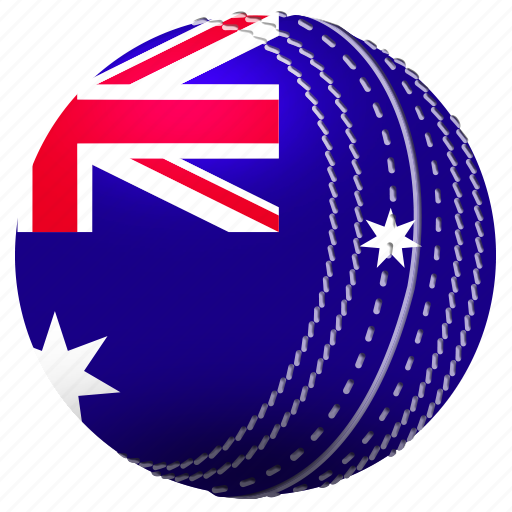 australia, ball, circle, flag, flags, game, sports icon