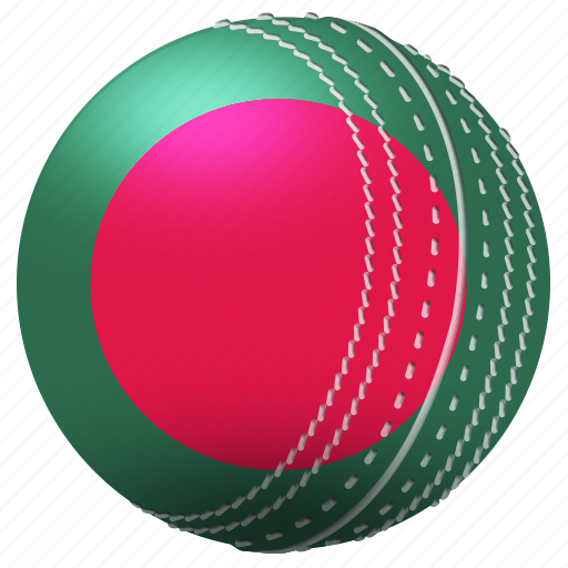 ball, bangladesh, country, culture, flags, game, sports icon