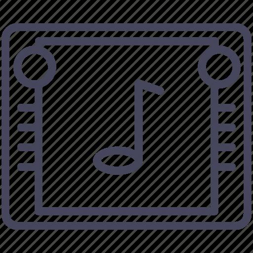 cars, music, part, player, radio, wsd icon